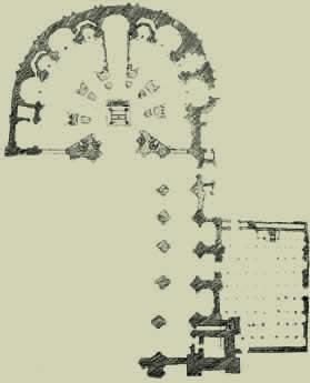 PLANTA DE LA CATEDRAL, 1594