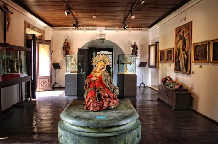 Museo de la Iglesia - Catedral de Oviedo. Pagina Oficial