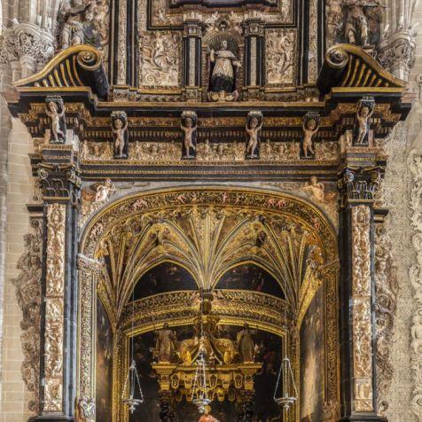 Capilla de San Pedro Arbues-Catedral-SEO-Zaragoza-1