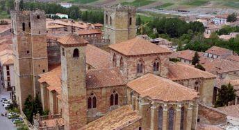 Torre del Santísimo. Catedral de Sigüenza