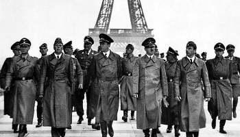 Segunda Guerra Mundial Hitler Francia