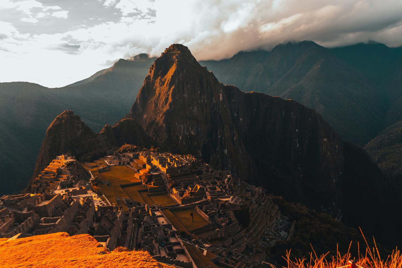 Machu Picchu Maravilla Mundo