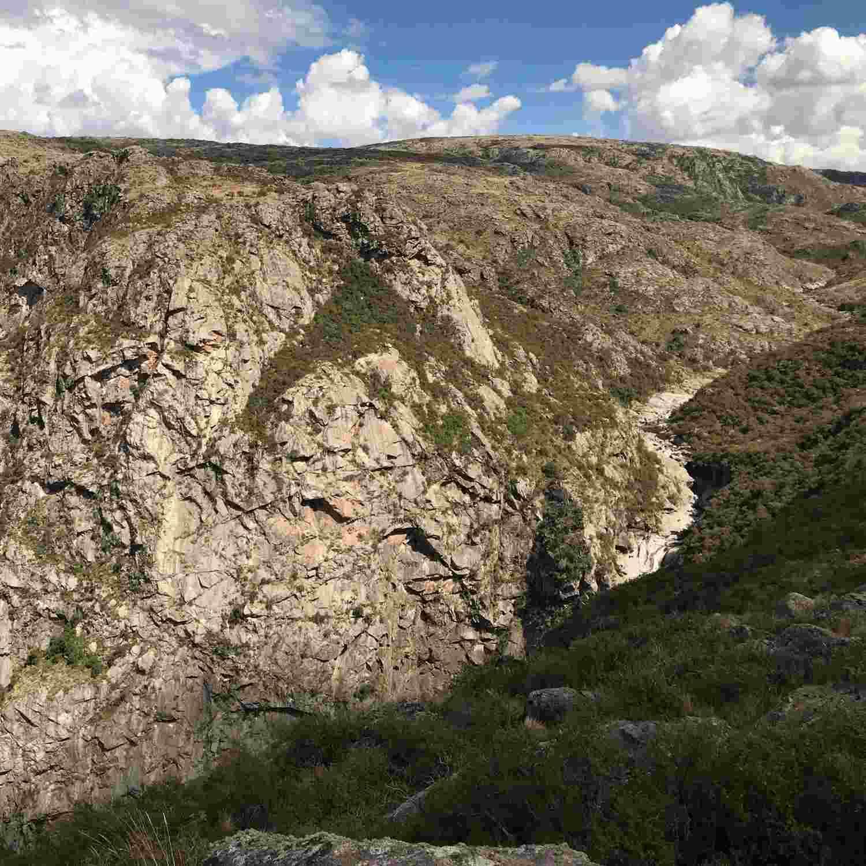 Quebrada del Condorito Cordoba 7 maravillas