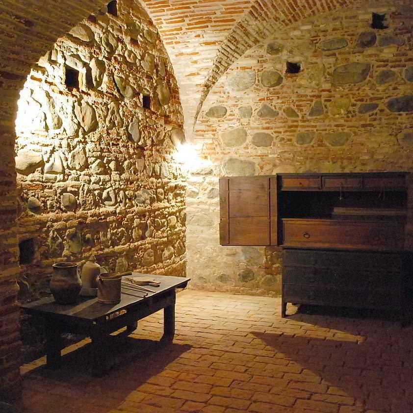 7 maravillas de Cordoba Cripta Jesuitica