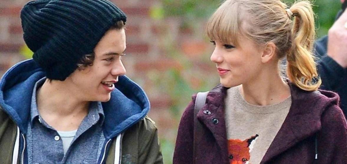 """Harry Styles fala sobre músicas de Taylor Swift sobre ele: """"Ela é uma ótima compositora"""" – Categoria Nerd"""