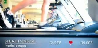 Monitoritzant pols cardíac i sudoracio