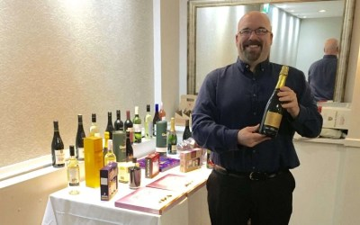 Streetly Annual Charity Bottle Auction a Great Success!