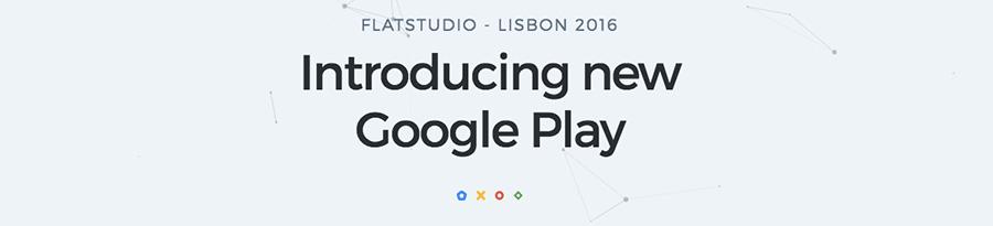 La refonte du Google Play