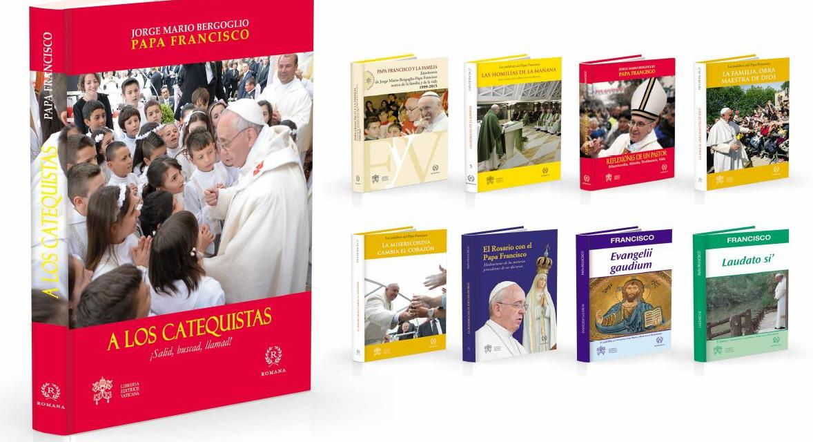 """Presentación del libro de Jorge Mario Bergoglio / Papa Francisco """"A los catequistas: salid, buscad, llamad"""""""