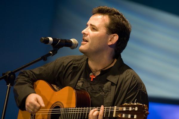 Luis Guitarra en el envío de los catequistas de Madrid
