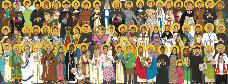 ¿A qué nos suena la palabra santidad?