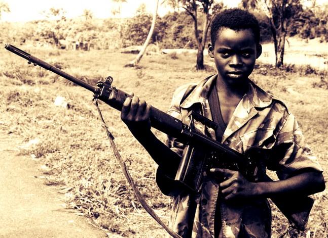 Que no haya más niños soldado
