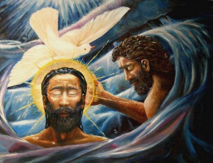 Juan Bautista, modelo del catequista de hoy