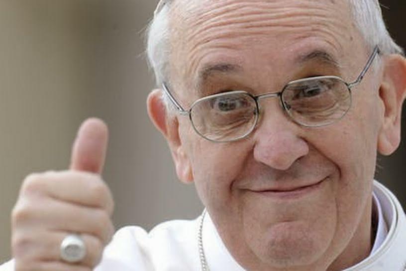 """Papa Francisco: """"se es catequista toda la vida"""""""