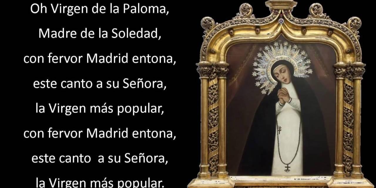 La Virgen de la Paloma