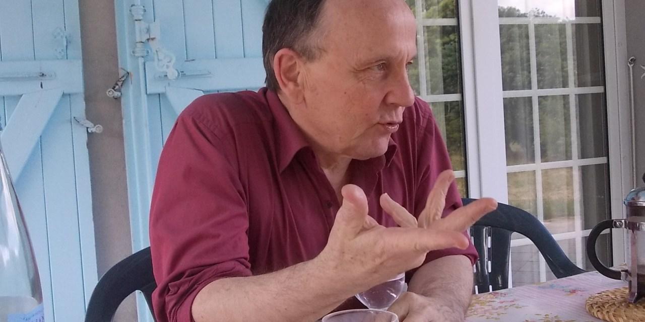 La imagen literaria: tres textos del poeta Christian Bobin