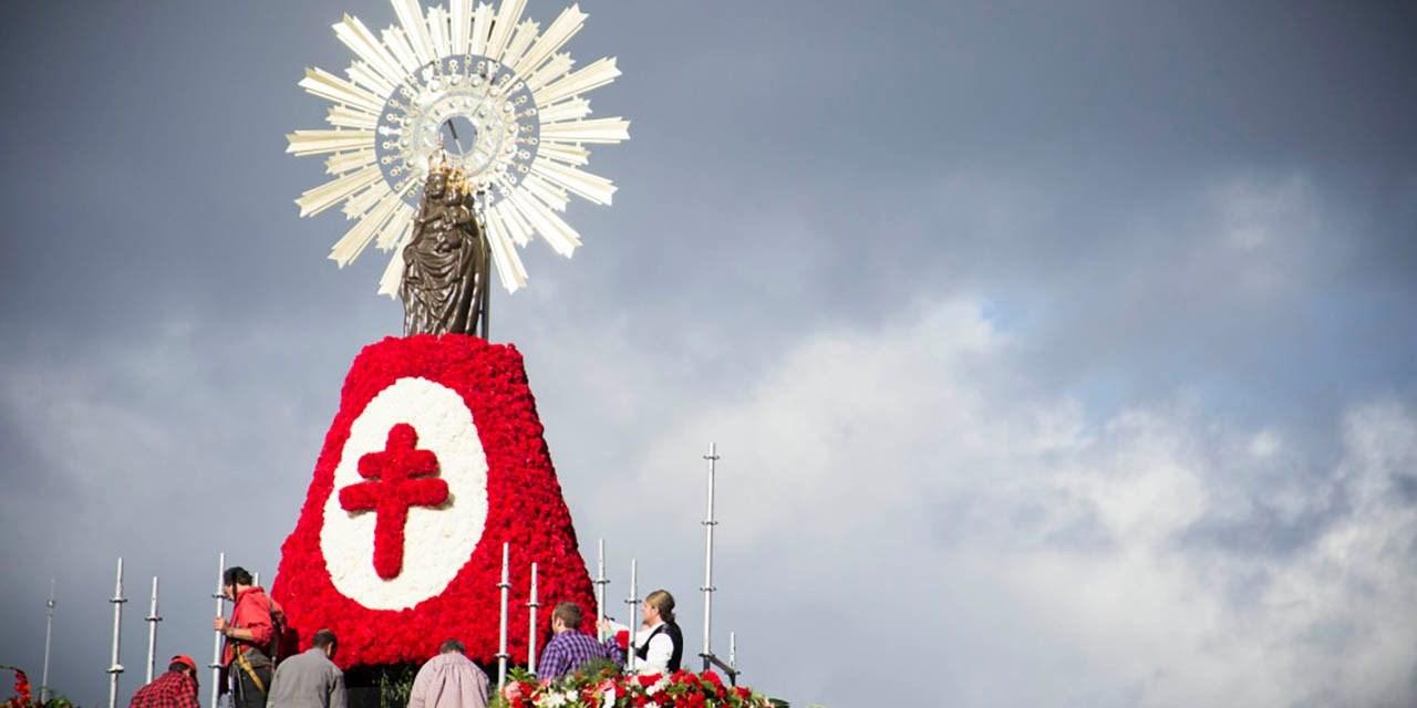 Virgen del Pilar, patrona de la Hispanidad