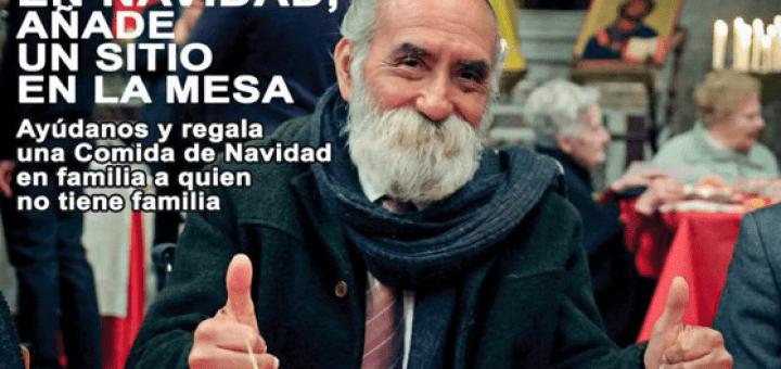 Navidad, San Egidio, los pobres, Madrid