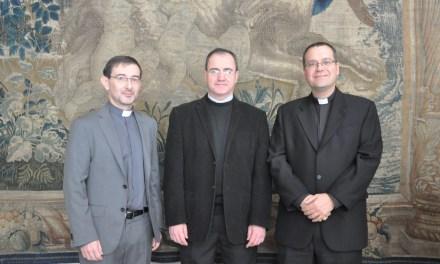 Tres hombres de Dios