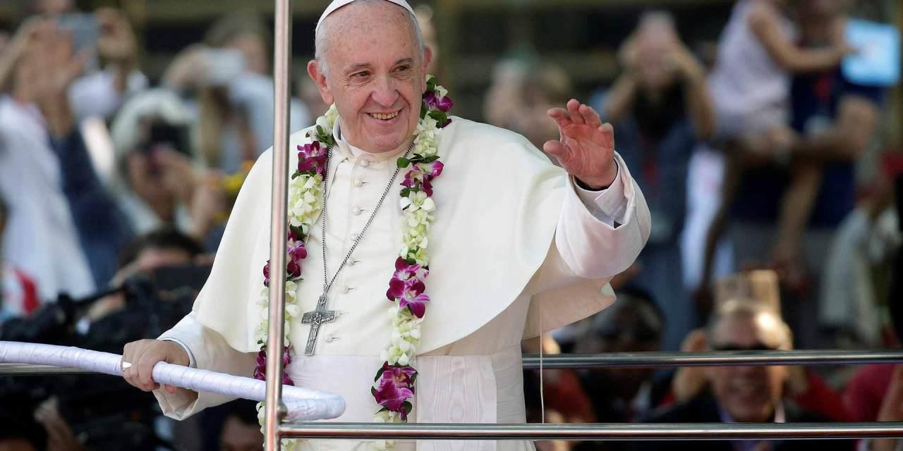 El software que propone el Papa a los jóvenes