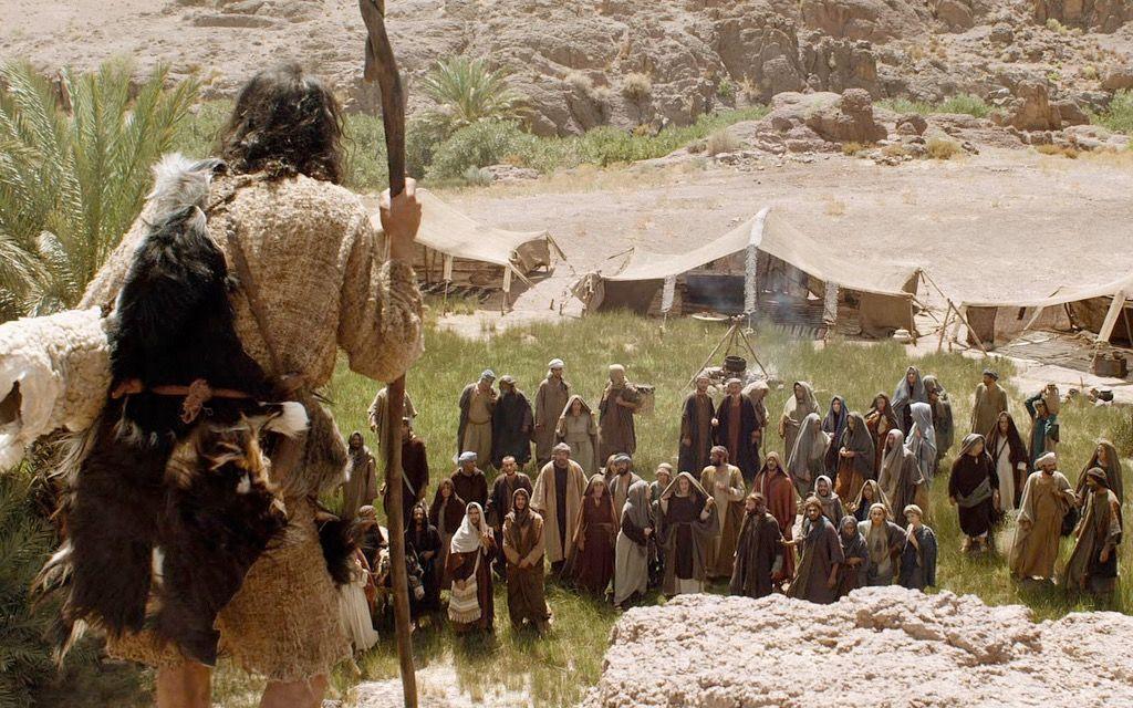 Allanad el camino el Señor