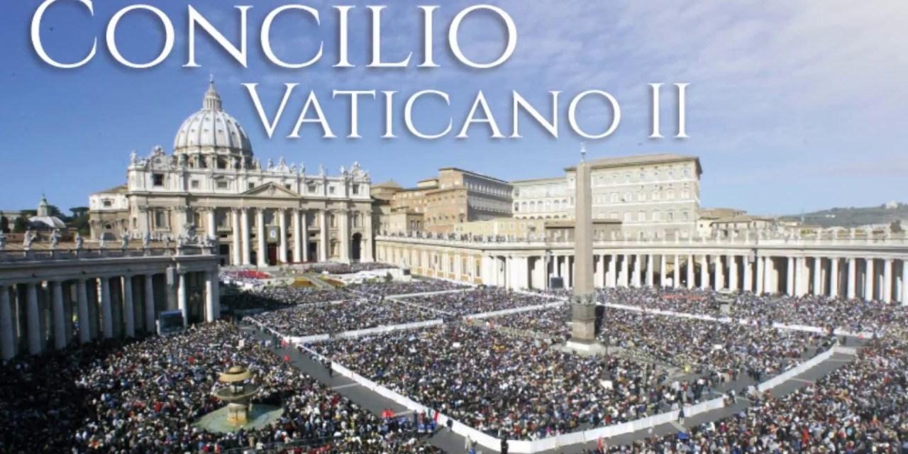 María y la Iglesia en el Concilio Vaticano II
