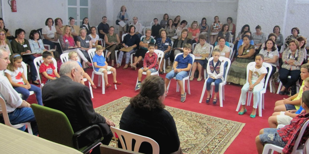 Jornadas de Iniciación en el Oratorio de los niños pequeños en San Sebastián de los Reyes
