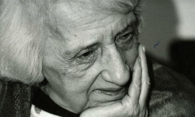 El legado místico de María Zambrano