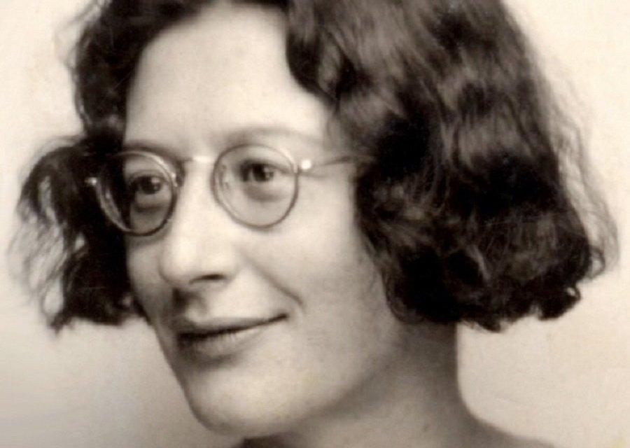 El legado místico de Simone Weil