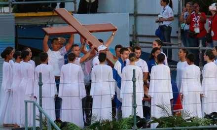 Via Crucis del Papa en la JMJ de Panamá