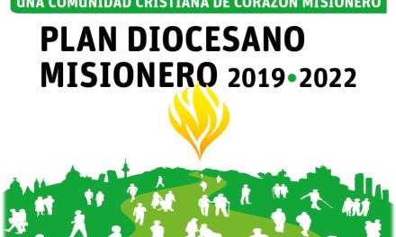 Ya está en marcha el Plan Diocesano Misionero (PDM)