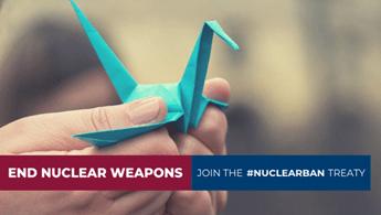 Comunicado de Justicia y Paz en el Día Internacional para la Eliminación Total de las Armas Nucleares
