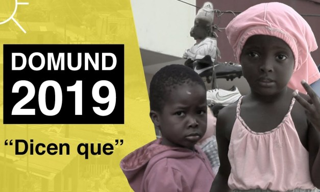 DOMUND 2019: BAUTIZADOS Y ENVIADOS