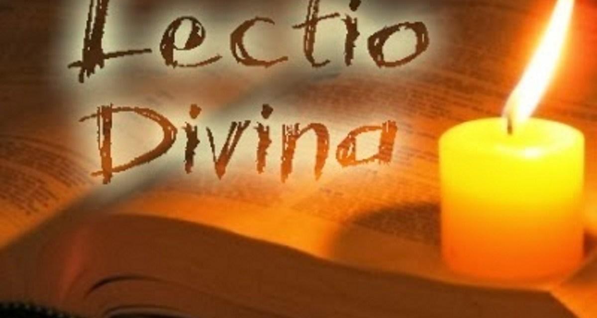 La apuesta por la lectio divina