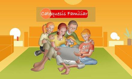 """CATEQUESIS FAMILIARES """"EN TIEMPOS DIFICILES"""" ANTES DE LAS CATEQUESIS SEMI-PRESENCIALES"""