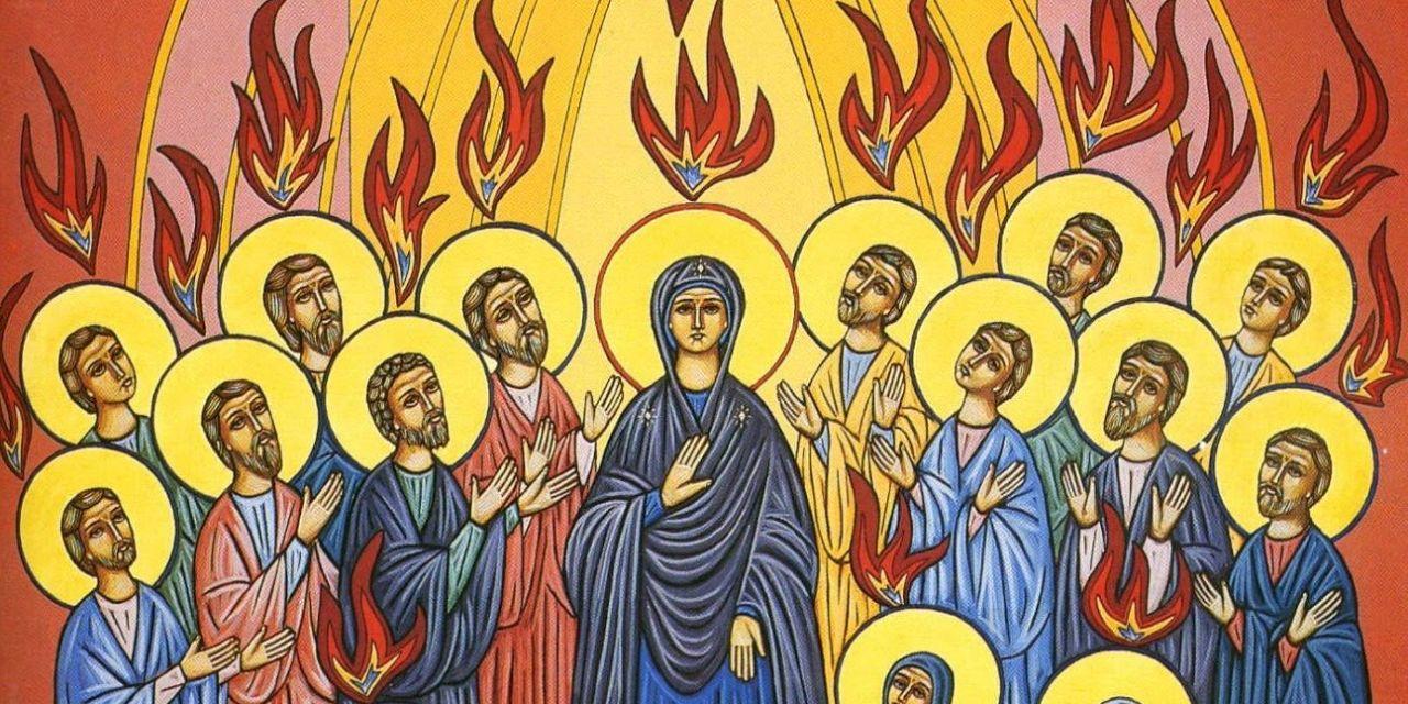 Audio-Evangelio Domingo de Pentecostés ciclo A