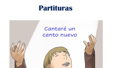 PARTITURAS DEL CANTORAL LITÚRGICO (3ª ENTREGA)