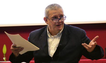 José Luis Segovia, premio Alter Christus 2020: La acción social es la mano larga de Dios