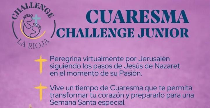 CUARESMA CHALLENGE JUNIOR