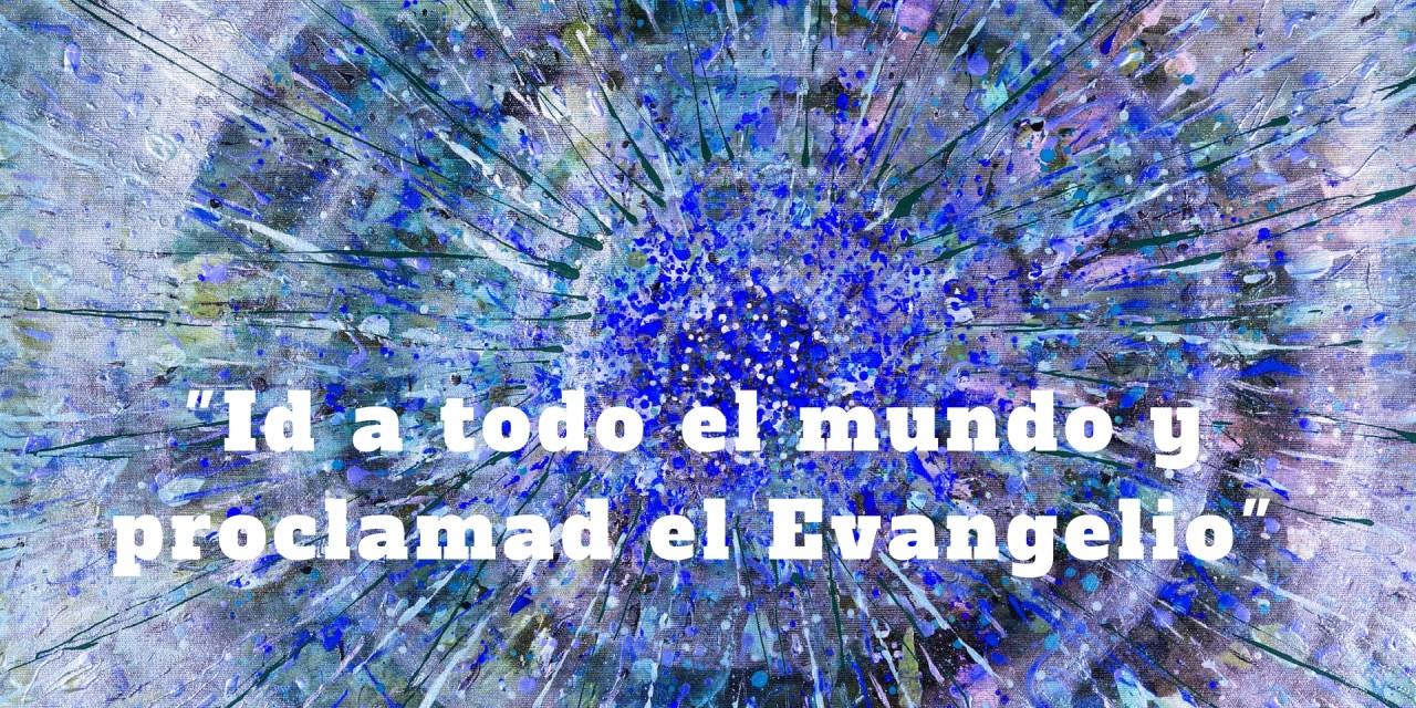 Audio-Evangelio Ascensión del Señor Ciclo B
