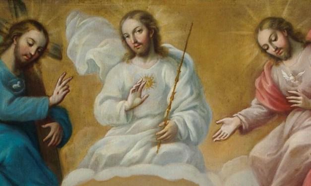 Audio-Evangelio Solemnidad Santísima Trinidad Ciclo B
