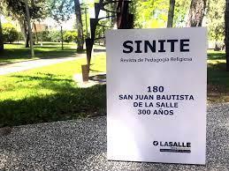 SINITE: REVISTA DE CATEQÚETICA DEL INSTITUTO SAN PÍO X