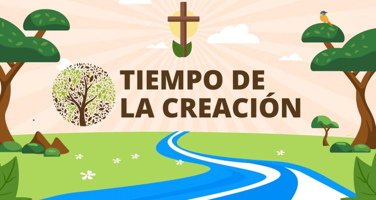 Catequesis de Manos Unidas para la Jornada Mundial de oración por el cuidado la Creación