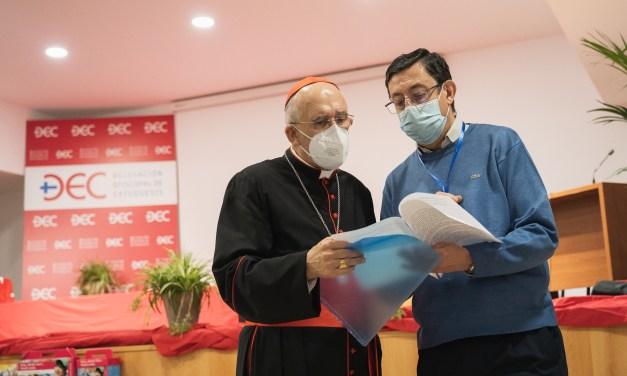 Ya esta disponible la página web de la Fase Diocesana del Sínodo de los Obispos en Madrid