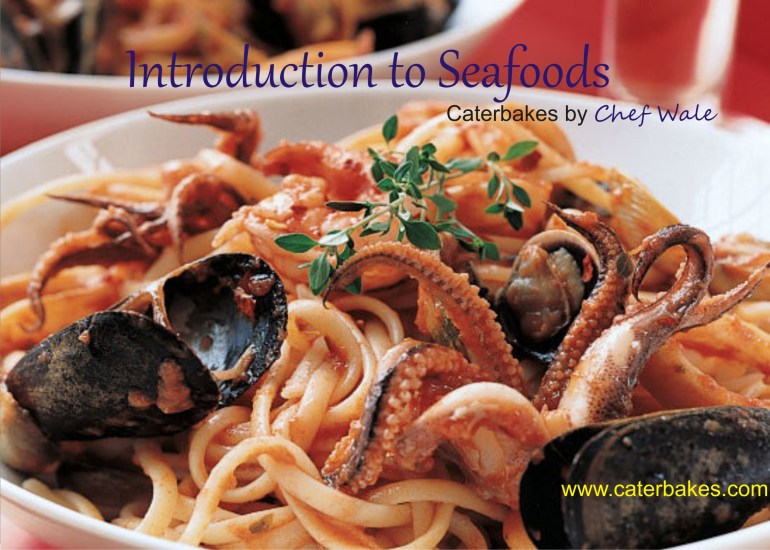 introductio to seafoods