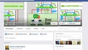 OpenSpace Agilility Facebook