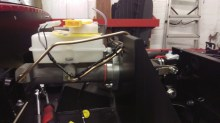 Up-rated master cylinder