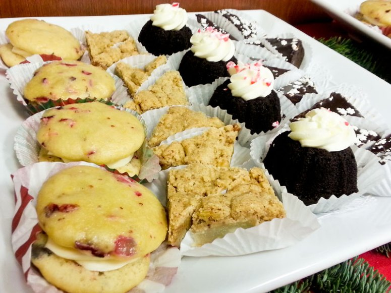 Holiday Desserts and Sweet Treats