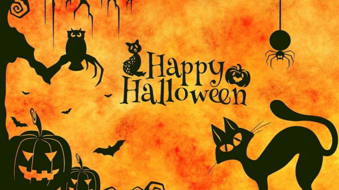 Halloween ... Dolcetto o Scherzetto? 1
