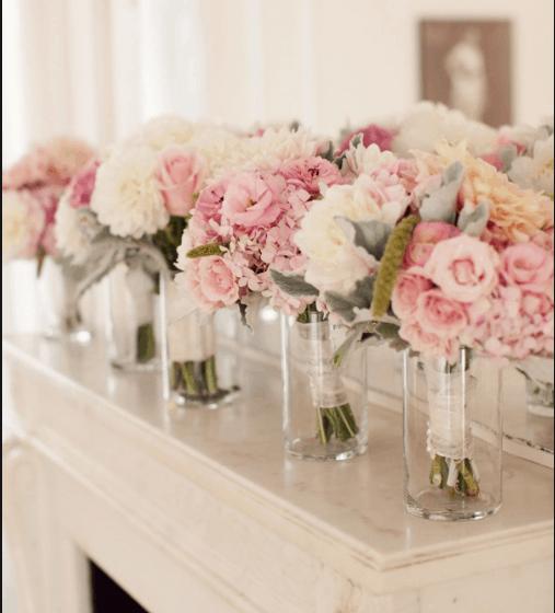 fiori per Buffet